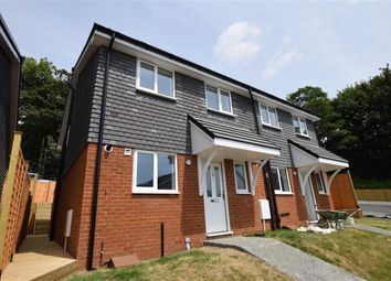 Thumbnail 3 bed semi-detached house for sale in Downey Close, St Leonards-On-Sea, East Sussex