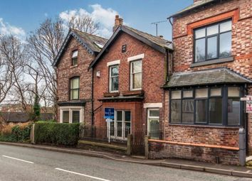 Thumbnail 2 bed terraced house to rent in Manchester Road, Wilmslow