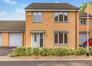 Thumbnail 4 bed detached house for sale in Gibb Avenue, Darlington