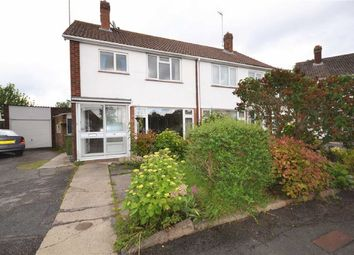 Thumbnail 3 bed semi-detached house for sale in Glamorgan Road, Cheltenham, Gloucestershire