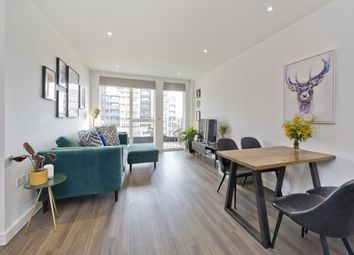 Thumbnail 2 bed flat for sale in Hopkins Court, Whelan Road, London