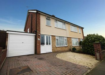 Thumbnail 3 bed semi-detached house for sale in Fircroft Road, Ipswich