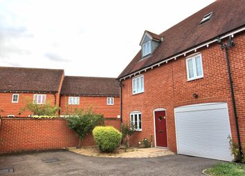 Thumbnail 3 bed semi-detached house to rent in Petronel Road, Aylesbury