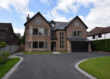 Thumbnail 6 bed detached house for sale in Hale Road, Hale Barns, Altrincham