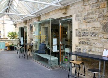 Thumbnail Restaurant/cafe for sale in 14-15 Milsom Place, Bath
