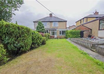 2 bed semi-detached house for sale in Belmont Road, Great Harwood, Blackburn BB6