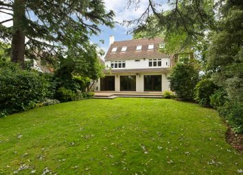 Thumbnail 6 bedroom detached house for sale in St. Leonards Road, Thames Ditton