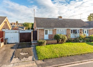 Thumbnail 2 bed semi-detached bungalow for sale in Clarence Court, Rushden