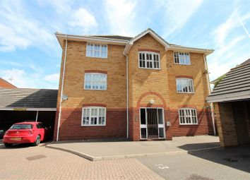 Thumbnail 2 bed flat for sale in Timber Court, Grays