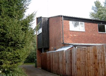 Thumbnail 3 bed terraced house for sale in Sutton Close, Redditch