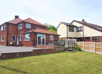 Thumbnail 4 bed semi-detached house for sale in Milwr Road, Holywell