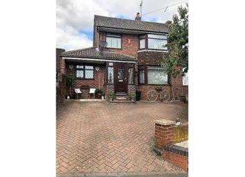 Thumbnail 3 bed semi-detached house for sale in Hillside Avenue, Stoke-On-Trent