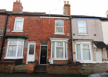 Thumbnail 2 bedroom terraced house to rent in Wellington Street, Gainsborough