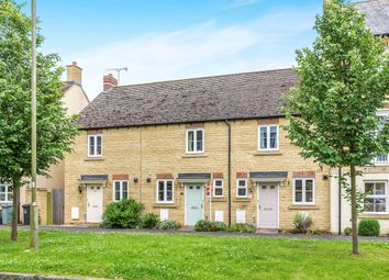 Thumbnail 2 bed terraced house for sale in Elmhurst Way, Carterton