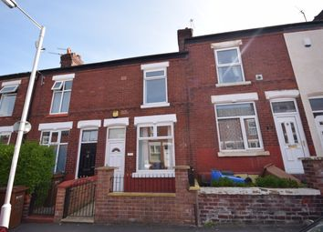 Thumbnail 2 bedroom terraced house for sale in Freemantle Street, Stockport