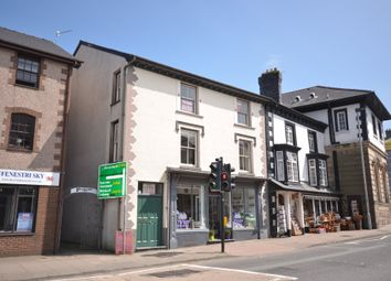Thumbnail Retail premises for sale in Penrallt Street, Machynlleth