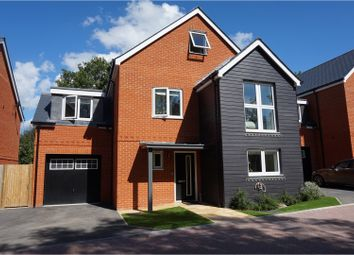 Thumbnail 5 bed detached house for sale in Four Oaks, Oxted