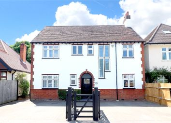 Thumbnail 4 bed detached house for sale in Cassiobury Drive, Watford
