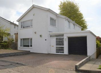Thumbnail 4 bed detached house for sale in Admirals Walk, Swansea