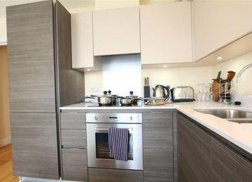 Thumbnail 1 bed flat to rent in Phonix Loft Apartments, 1 Saltwell Street, London