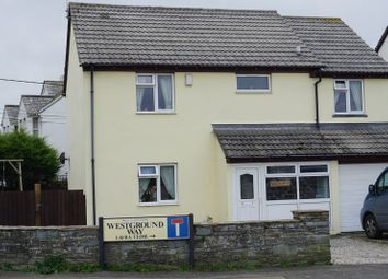 Thumbnail 5 bed semi-detached house for sale in Westground Way, Tintagel