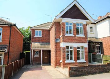 Thumbnail 3 bedroom detached house for sale in Hillside Avenue, Southampton