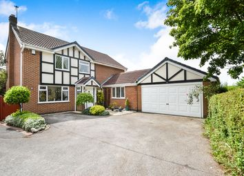 Thumbnail 4 bed detached house for sale in Muirfield Drive, Mickleover, Derby