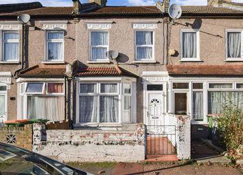 Thumbnail 2 bedroom terraced house for sale in Wolsey Avenue, East Ham, London