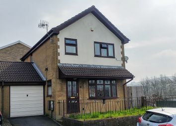 Thumbnail 3 bed detached house for sale in Heol Maerdy, Rudry, Caerphilly