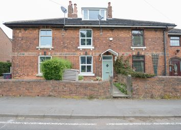 Thumbnail 2 bed terraced house for sale in Main Road, Cutthorpe, Chesterfield