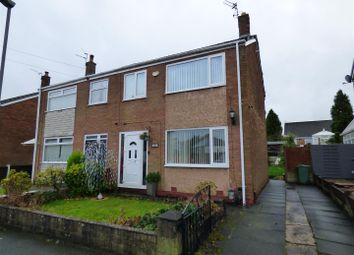 Thumbnail 3 bed semi-detached house for sale in Birchfield Street, Thatto Heath, St. Helens
