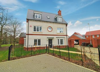 Thumbnail 5 bed detached house for sale in Ivy Close, Colchester