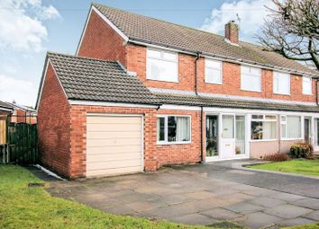 Thumbnail 5 bed semi-detached house for sale in Bankhouse Road, Brandlesholme, Bury