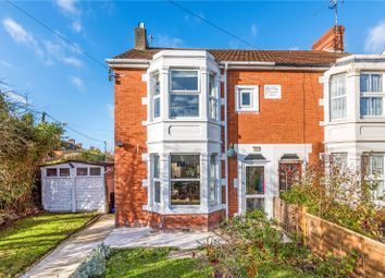 Thumbnail 3 bed semi-detached house for sale in Pound Street, Warminster, Wiltshire