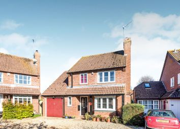Thumbnail 3 bedroom detached house for sale in Spring Meadows, Great Shefford