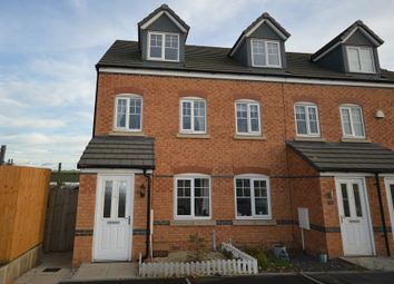 Thumbnail 3 bed end terrace house for sale in Redshank Place, Sandbach