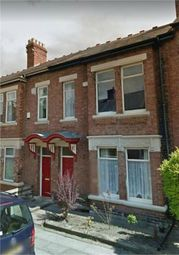 Thumbnail 4 bed terraced house to rent in Sidney Grove, Fenham, Newcastle Upon Tyne, Tyne And Wear