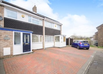 Thumbnail 3 bed terraced house for sale in Goshawk Drive, Tile Kiln, Chelmsford