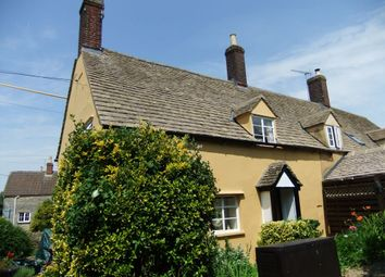 Thumbnail 2 bed semi-detached house for sale in Watts Lane, Hullavington, Chippenham, Wiltshire