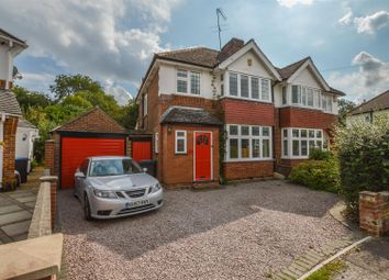 Thumbnail 3 bed semi-detached house for sale in Selwyn Crescent, Hatfield