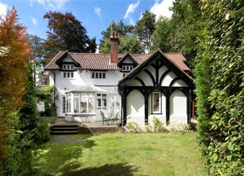Thumbnail 5 bed detached house for sale in Grant Walk, Sunningdale, Ascot, Berkshire