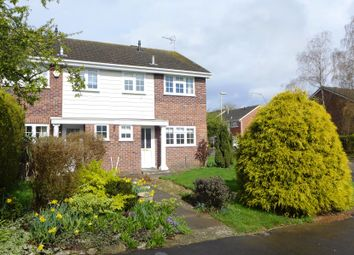 Thumbnail 3 bed semi-detached house to rent in Harebell Close, Hartley Wintney, Hook