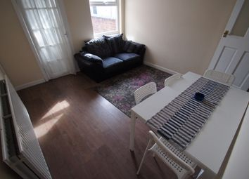 Thumbnail 4 bed terraced house to rent in Newland Road, Coventry