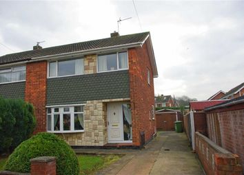 Thumbnail 3 bed semi-detached house for sale in Horbury Close, Scunthorpe, North Lincolnshire