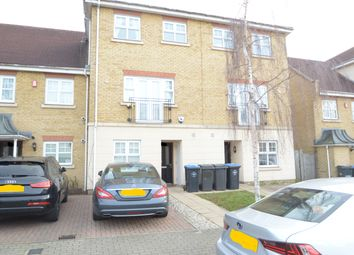 Thumbnail 5 bed town house to rent in Dehavilland Road, Edgware