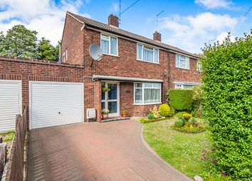 Thumbnail 3 bedroom semi-detached house for sale in Goodmans Business, Third Drove, Fengate, Peterborough