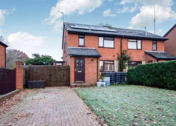 Thumbnail 3 bed semi-detached house for sale in Medway Drive, Forest Row