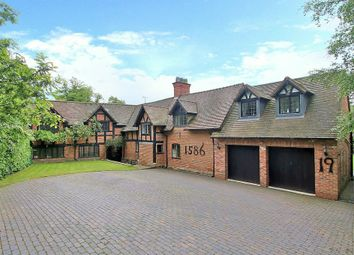 Thumbnail 6 bed detached house for sale in Twatling Road, Barnt Green