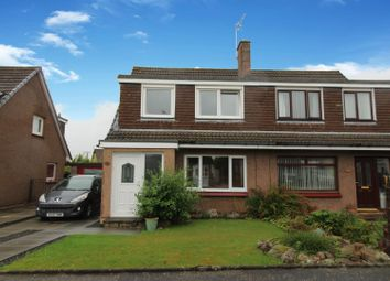 Thumbnail 3 bed detached house for sale in Torridon Place, Kinross