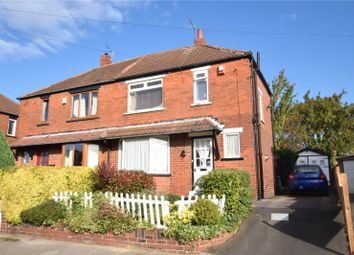 Thumbnail 2 bed semi-detached house for sale in Eden Crescent, Leeds, West Yorkshire